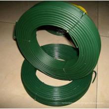 Fio de encadernação de bobina pequena revestida de PVC