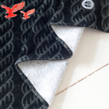 Fabrik professionell angepasst schwarz Baumwolle Handtücher mit Logo
