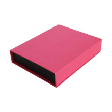 Cardboard Cosmetic Book-shape Rigid Gift Box