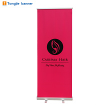 Roll up roll-ups roll up display printing