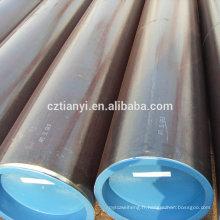 Gamme de produits les plus vendus 80 tuyaux en acier galvanisé