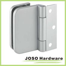 Безрамный алюминиевый стеклянный шарнир (BH2104)