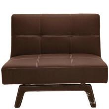 Tela decorativa del cuero de imitación de la materia textil casera para el sofá