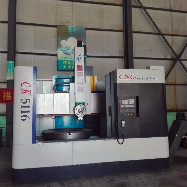 Vertical lathe vtl machines