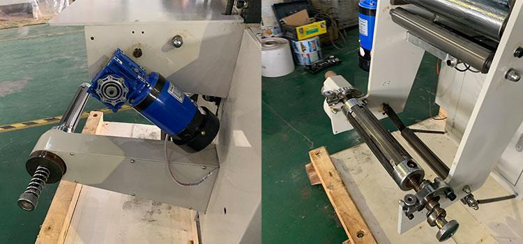 Flatbed Die Cutting Machine Detail 1
