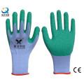 Рабочие перчатки с латексными перчатками