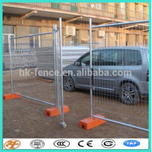 outdoor Injection moulded temporary fence