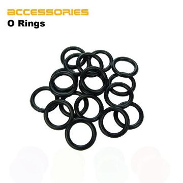 Hot sale tattoo black rubber O Ring