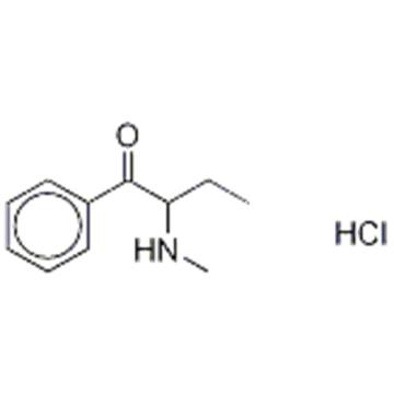 Buphedrone Hydrochloride CAS 166593-10-8
