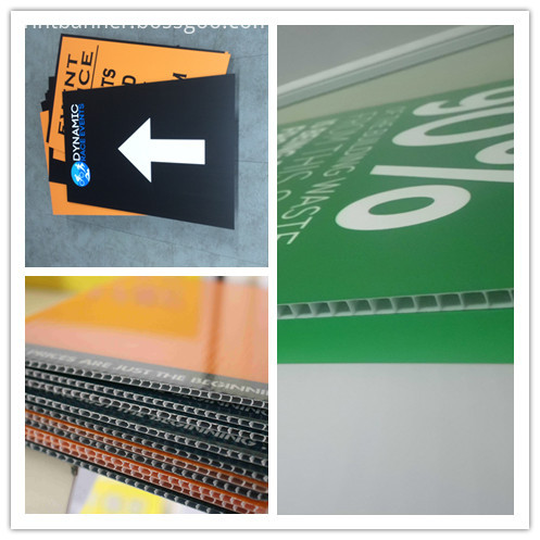 confluet sign board
