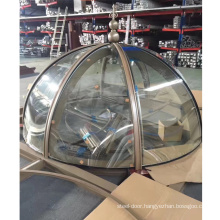 Sunroom roof panels prices igloo glass house