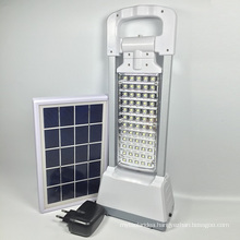 Factory Supply Ebst-D05b Portable LED Solar Panel Camping Lamp