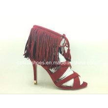 Späteste große Größen-Frauen-Schuhe für Art und Weise Dame