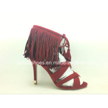 Dernières chaussures femme grande taille pour Fashion Lady