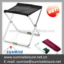 69094# New portable aluminum folding stool chair