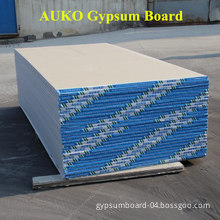 Square Edge and Tapered Edge Gypsum Board