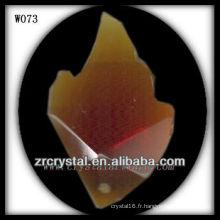 collier en cristal W073