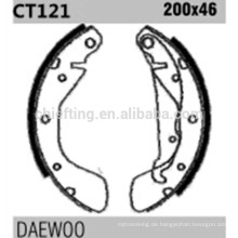 Autoteile GS8543 16 05 953 für Daewoo Opel Knott hinten Bremsbacken