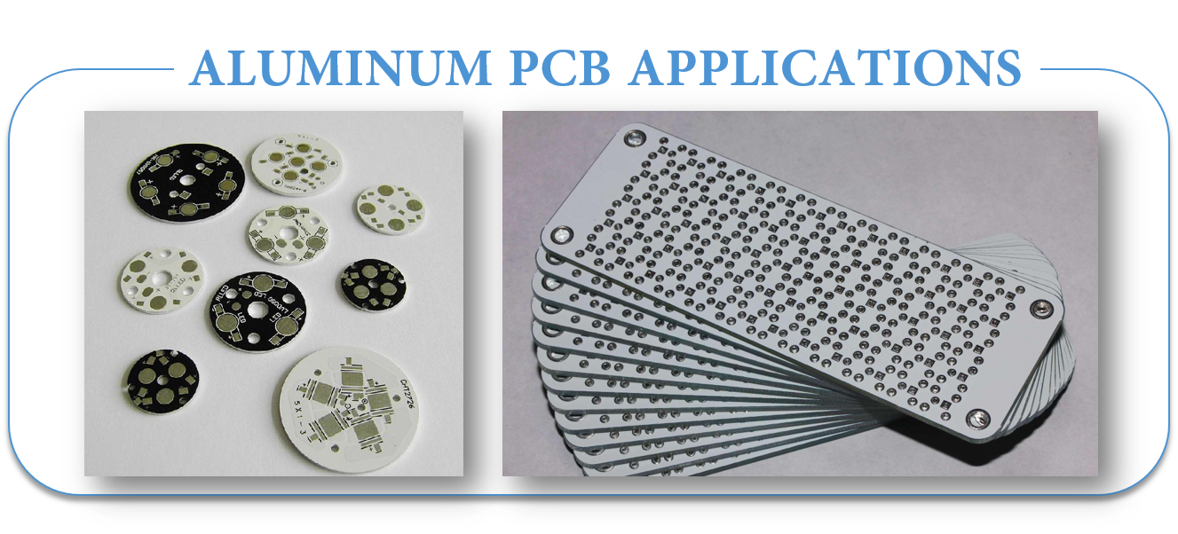 ALUMINUM PCB APPLICATIONS | JHYPCB