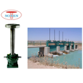 DIN F4/F5 sluice gate valve for liquid pn25 manufacturer