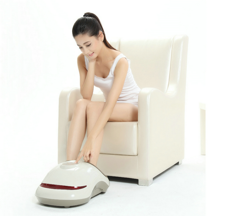 Comfortable Kneading Foot Massager