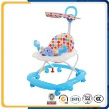 Baby Walker mit Pushbar und Canopy