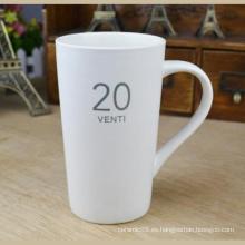 Taza de porcelana (CY-P837-4)