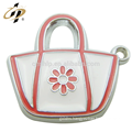 Promotion gift alloy decoration enamel custom charm pendant
