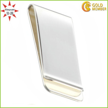 Custom Blank Metal Money Clip with Stainless Steel