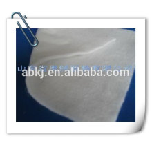 For garment needle punched anion fiber wadding
