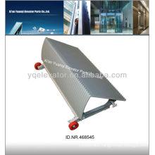 schindler escalator step, 1000mm width escalator step, escalator step