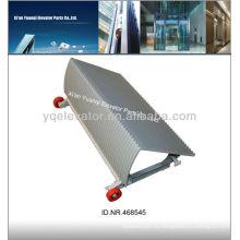 Шаг эскалатора Шиндлера, шаг эскалатора ширины 1000 мм, шаг эскалатора