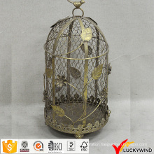 Vintage Metal Wire Floral Wholesale Decorative Bird Cages Wedding