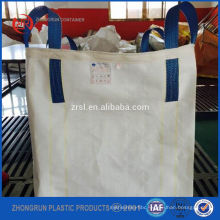 Industry Use One Tonne FIBC Jumbo Bags / Super Sack for Builders Rubble Waste Aggregate Sand