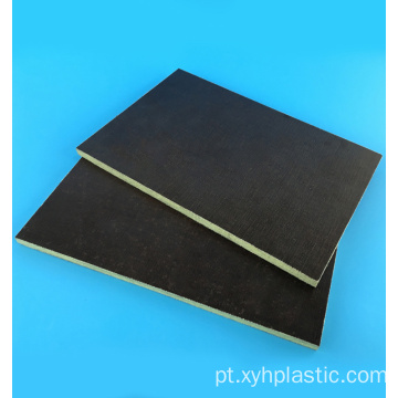 Material de Isolação 3025A 3025AB Phenolic Cotton Sheet