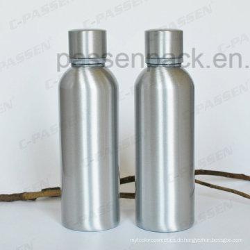 500 ml Aluminium Whisky Flasche mit Originalitätsverschluss (PPC-AVB-500)