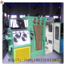 22DT(0.1-0.4)Copper fine wire drawing machine with ennealing(copper draw machines)
