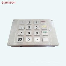 PCI-Verschlüsselungstastatur für Kartenautomaten
