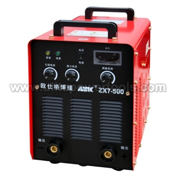 Fashion ZX7 Series IGBT Professional Inverter DC welding machine