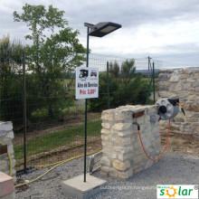 Éclairage de jardin parc de stationnement CE solaire vendable pour éclairage extérieur supplier(JR-PB001)