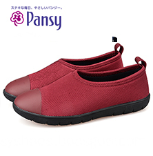 pansy 2015 spring hot sale comfort shoes