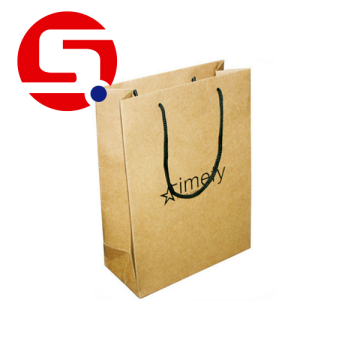Xmas Brown paper bags with good price