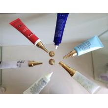 Tubo plástico de Smail suave pequeño tubo tubo cosmético