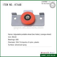 Низкопробный резиновый валик / нейлоновое колесо / Оптовая продажа