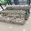 Galvanized+Gabion+Box+Wire+Cage+Rock+Wall