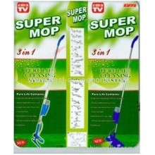 Super Mop/spray Water Cleaning Mop/cleaner Mop/spray Mop-let Your Life So Clear As Seen On Tv