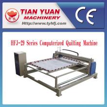Made in China alta calidad sola cabeza equipo máquina que acolcha (HFJ-29)