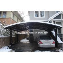 2014 Carport de aluminio al aire libre más nuevo para sus coches