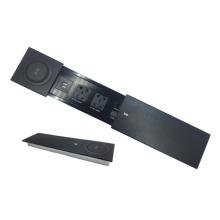 Wireless Charger Sliding Cover Desk Power Socket Box