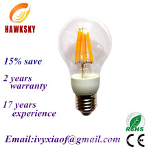 Save 15% high quality low price Chinese led filament bulb